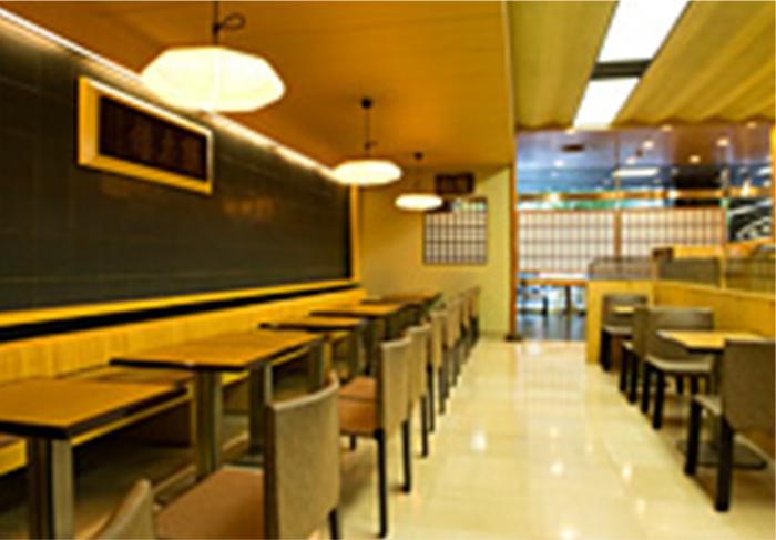 喫茶室「雪月花」